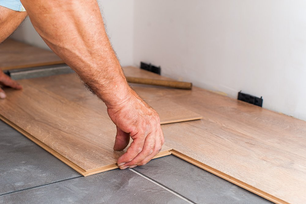 Can You Seal Laminate Flooring Pro S, How To Seal Laminate Flooring Edges